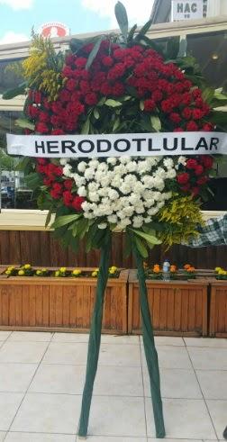 Cenaze çelengi cenazeye çiçek modeli  Elazığ çiçek mağazası , çiçekçi adresleri