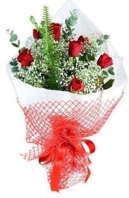 7 adet gülden kız arkadaşıma çiçek  Elazığ çiçek servisi , çiçekçi adresleri