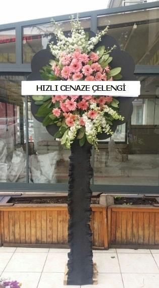 Hızlı cenaze çiçeği çelengi  Elazığ hediye sevgilime hediye çiçek