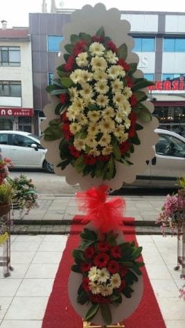 Çift katlı düğün açılış çiçeği  Elazığ çiçek mağazası , çiçekçi adresleri