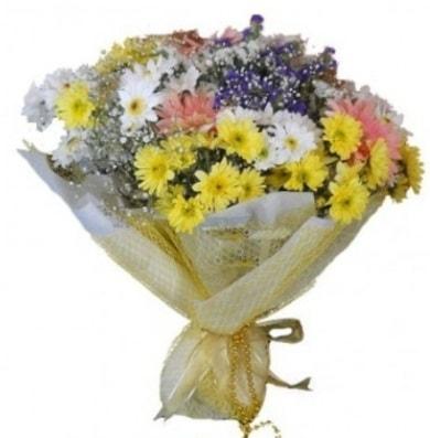 Karışık mevsim çiçeği  Elazığ çiçek mağazası , çiçekçi adresleri