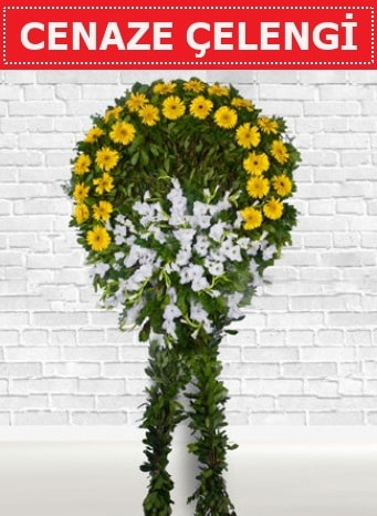 Cenaze Çelengi cenaze çiçeği  Elazığ anneler günü çiçek yolla
