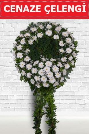 Cenaze Çelengi cenaze çiçeği  Elazığ hediye sevgilime hediye çiçek
