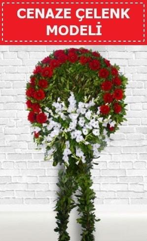 Cenaze Çelengi cenaze çiçeği  Elazığ çiçek servisi , çiçekçi adresleri