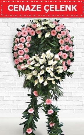 Çelenk Cenaze çiçeği  Elazığ yurtiçi ve yurtdışı çiçek siparişi