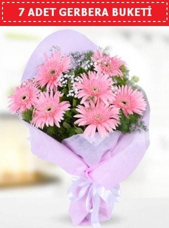 Pembe Gerbera Buketi  Elazığ kaliteli taze ve ucuz çiçekler