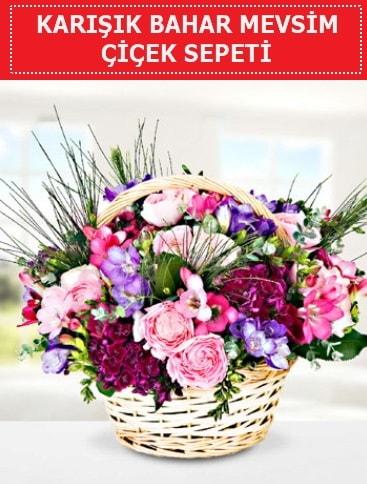 Karışık mevsim bahar çiçekleri  Elazığ güvenli kaliteli hızlı çiçek