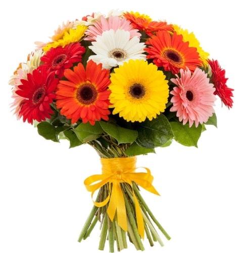 Gerbera demeti buketi  Elazığ çiçek mağazası , çiçekçi adresleri